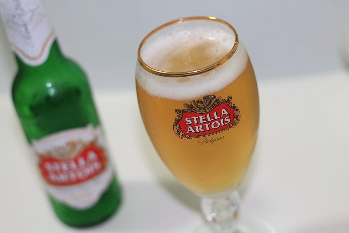 Stella Artois (Leffe Bier)