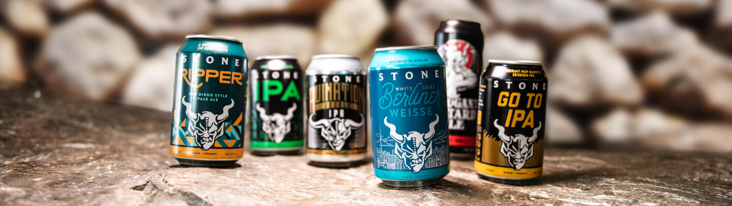 Stone Brewing available at Beerwulf