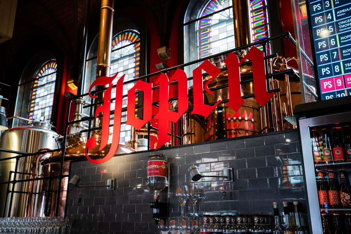 September's Brewery of the Month, Jopen