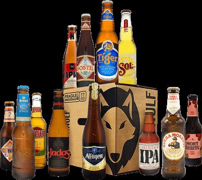 Coffret 12 Bières Connues