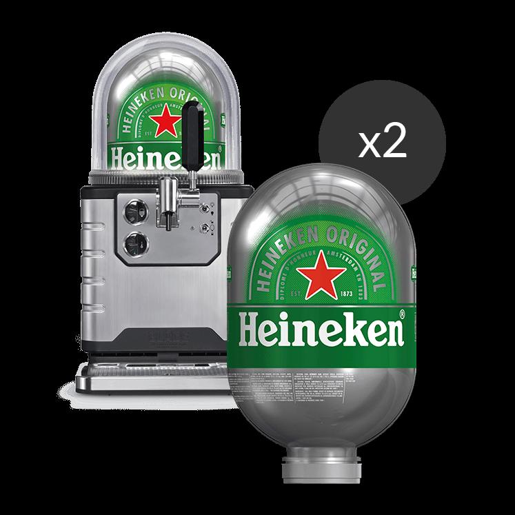 BLADE Heineken Starter Pack