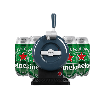 The SUB Classic Heineken Starter Pack