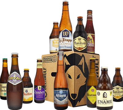 Trappist and Abbey Beer Case
