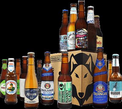 Coffret bières sans alcool