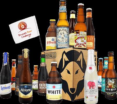 Brussels Beer Challenge Beer Case