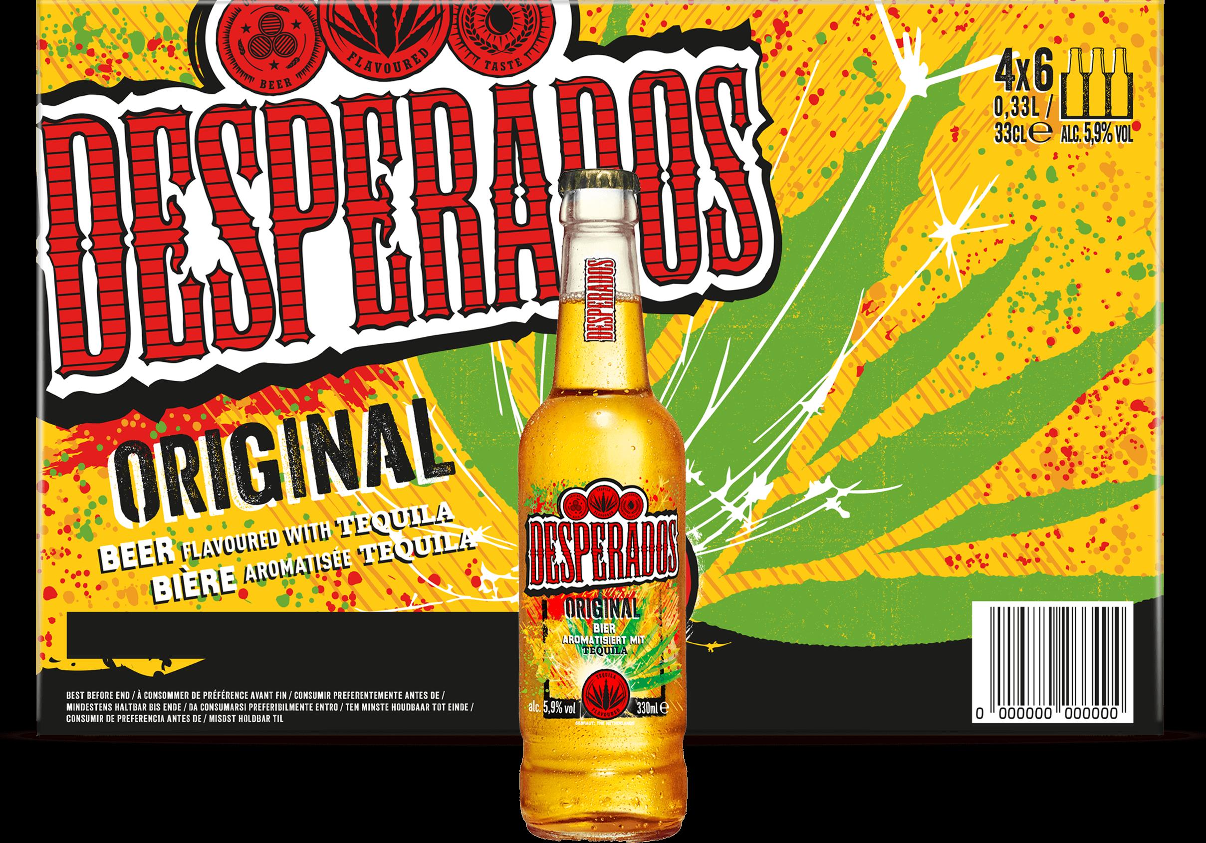 Desperados Value Case Buy Now Beerwulf