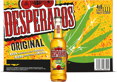 Box Promo Desperados