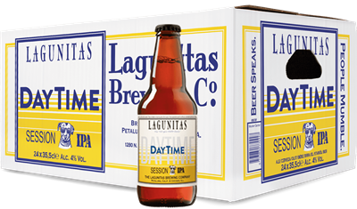 Lagunitas Daytime Value Case