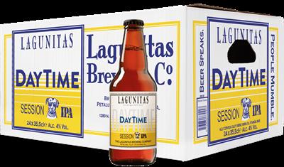 Box Promo Lagunitas Daytime