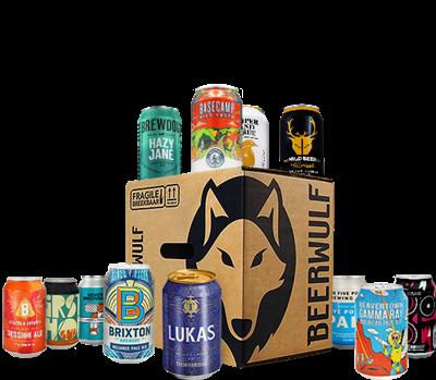 UK Local Brewers Beer Case