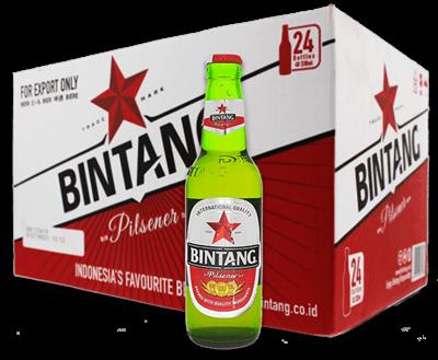 Box Bière Promo - Bintang