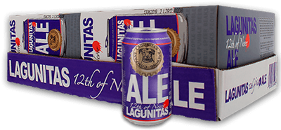 Lagunitas 12th of Never Ale voordeelverpakking