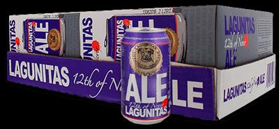 Lagunitas 12th of Never Ale Value Case