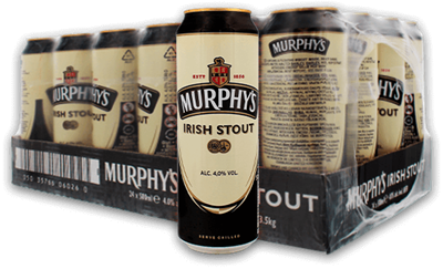 Box Promo Murphy's Irish Stout