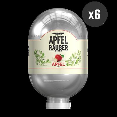 6 Apfel Räuber - BLADE Kegs