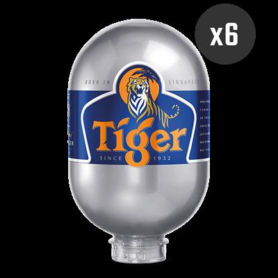 6 Tiger - BLADE Kegs