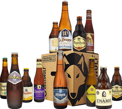 Abbey and Trappist Beer Case