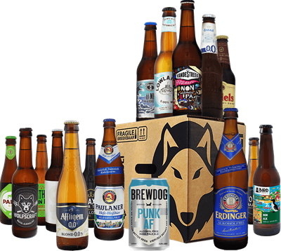 Alcohol-free Beer Case