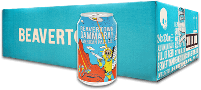 Beavertown Gamma Ray Value Case
