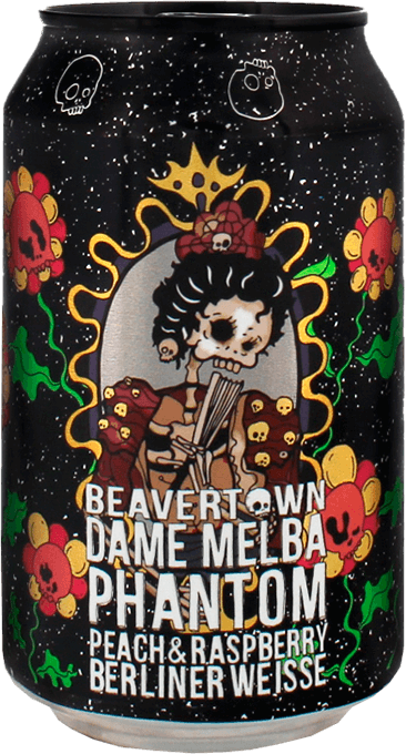beavertown dame melba can