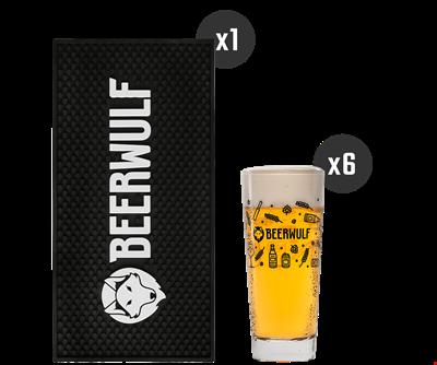 Beerwulf Heimzapfset