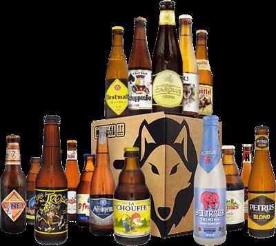 Belgian Beer Case