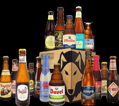 Belgian Beer Case New Edition