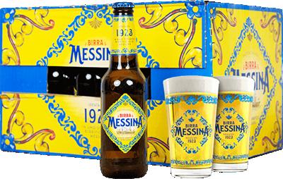 Confezione Birra Messina