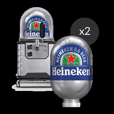 BLADE Heineken 0.0 Starter Set