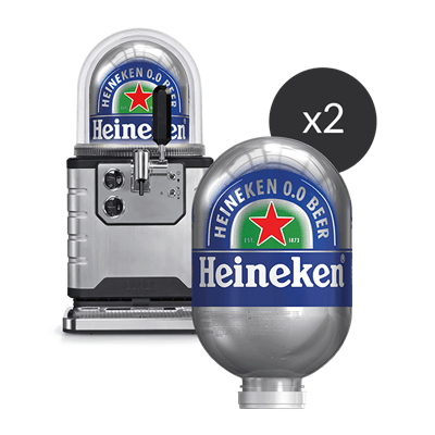 BLADE Heineken 0.0 Starter Pack