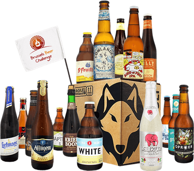 Coffret de Bières Brussels Beer Challenge 2019