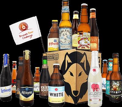 Brussels Beer Challenge 2019 Bierpakket