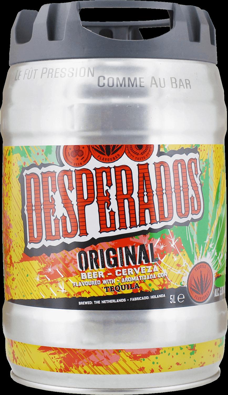 Desperados Zapffass Jetzt Online Kaufen Beerwulf