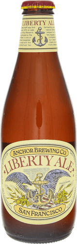 Anchor Brewing Liberty Ale: buy craft beer online | Beerwulf