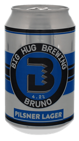 Big Hug Bruno Pilsner