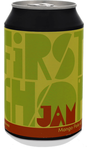 First Chop JAM Mango Pale Ale