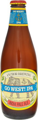 Anchor Brewing Go West IPA