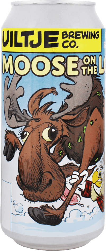 't Uiltje Moose on the loose FRESH IPA