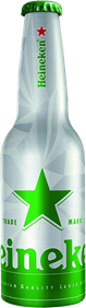 Heineken Club Bottle