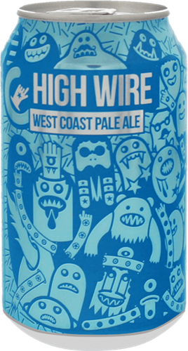 Magic Rock High Wire by Magic Rock Brewing: buy craft beer online