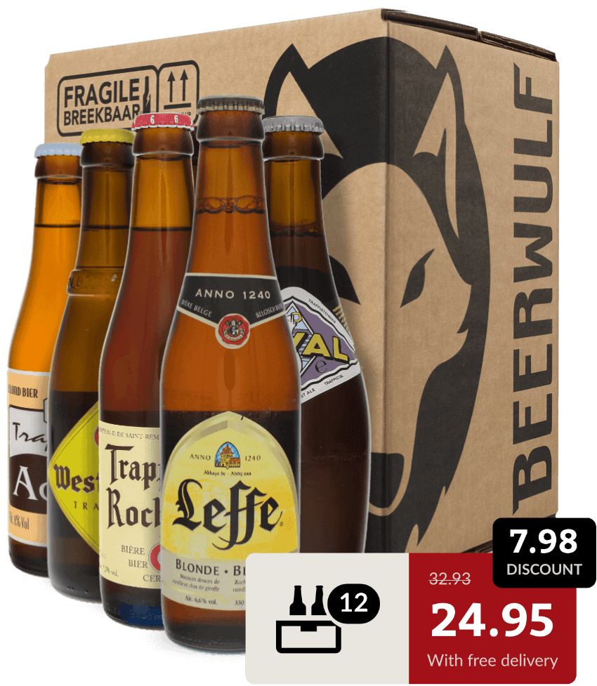 Trappist and abbey beers pack