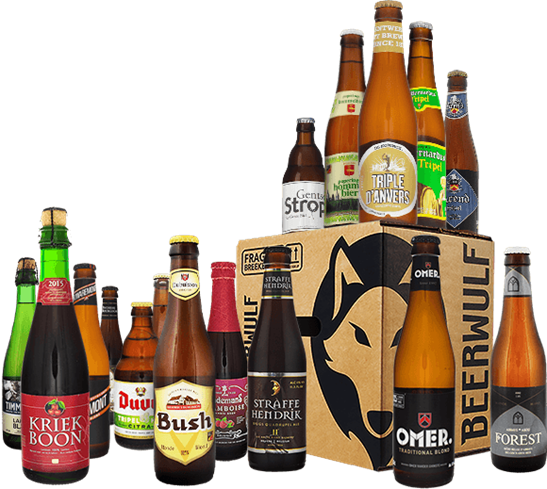 Belgian Family Brewers pack 3