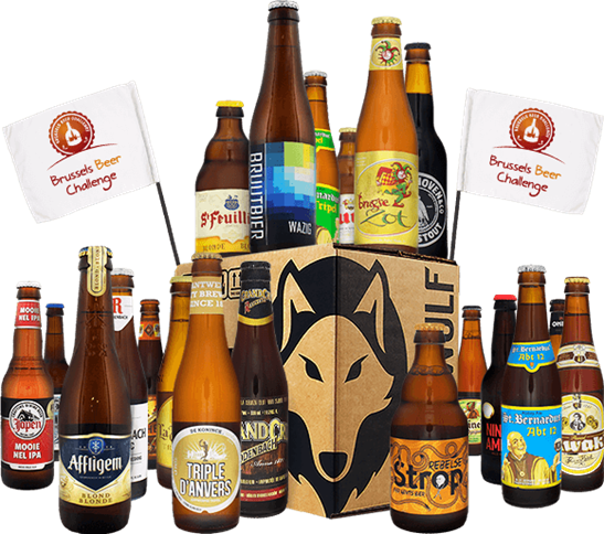 Coffret Brussels Beer Challenge 2018