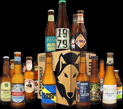 Coffret bières découverte