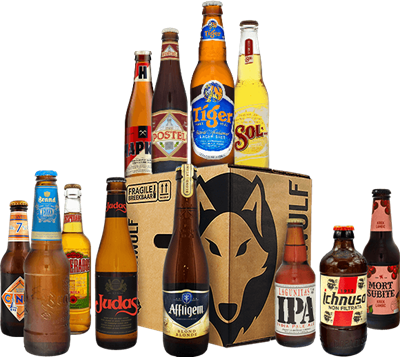 12 Popular Beer Case