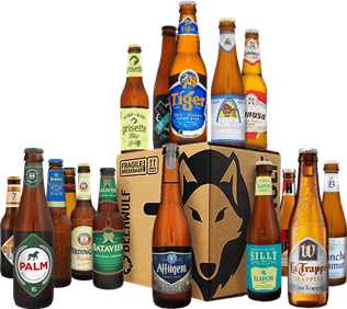 16 Popular specialty beer pack