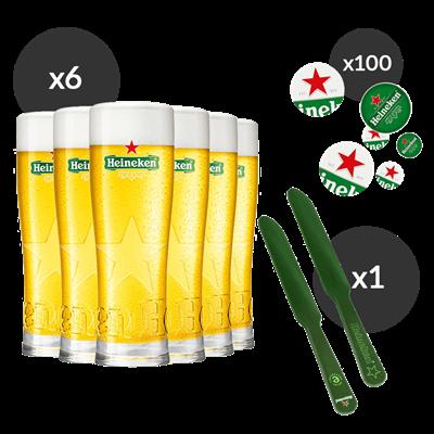 Home Bar Starter Pack