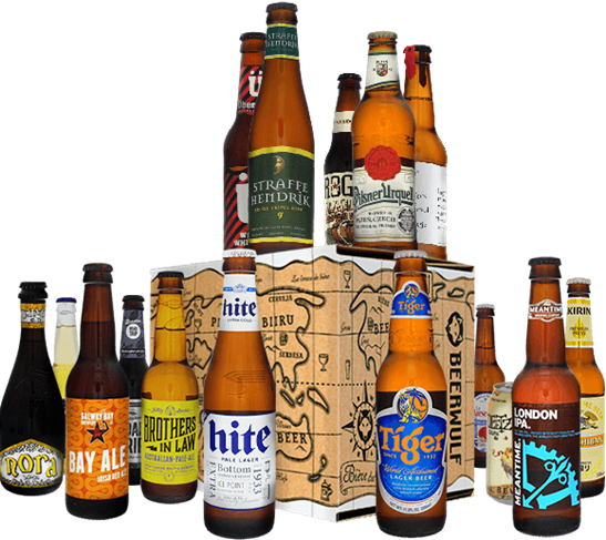 World of Beers pack