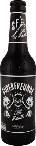 Superfreunde Old School Ale