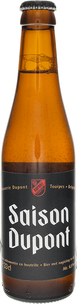 Saison dupont - summer beer